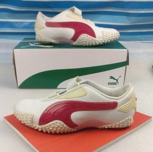 PUMA Mostro Leather Velcro Lifestyle Sneaker 7.5w